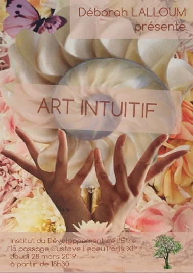 La créativité est une porte d'entrée magnifique pour établir le contact avec son inconscient..